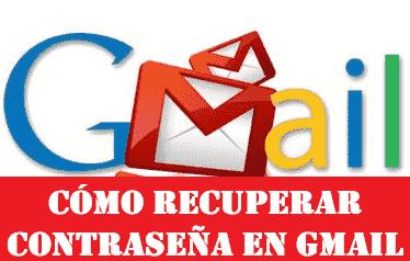 Cómo restablecer la cuenta de gmail para recuperar la contraseña